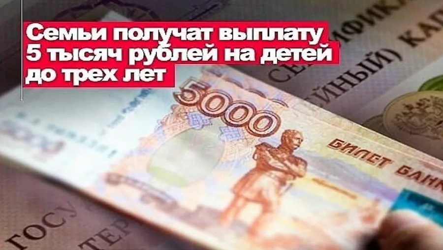 Как получить выплаты по 5000 рублей на детей до 3 лет из-за коронавируса: короткая инструкция