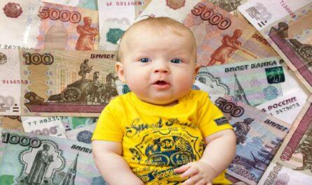 Как узнать, было ли финансирование детских пособий