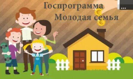Субсидия на покупку жилья молодым семьям в 2021 году по программе «Молодая семья»