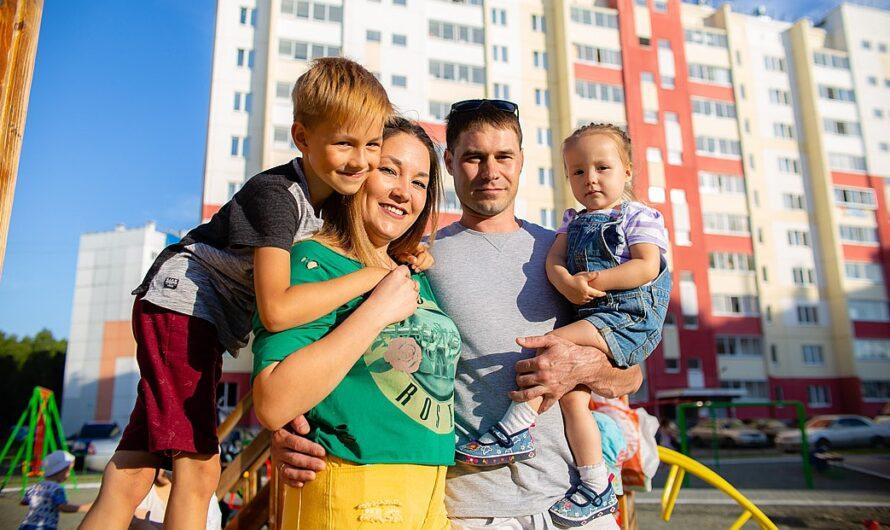 """Когда такое возможно: Бесплатная квартира = Жилищная субсидия """"Молодая семья"""" + Маткапитал"""